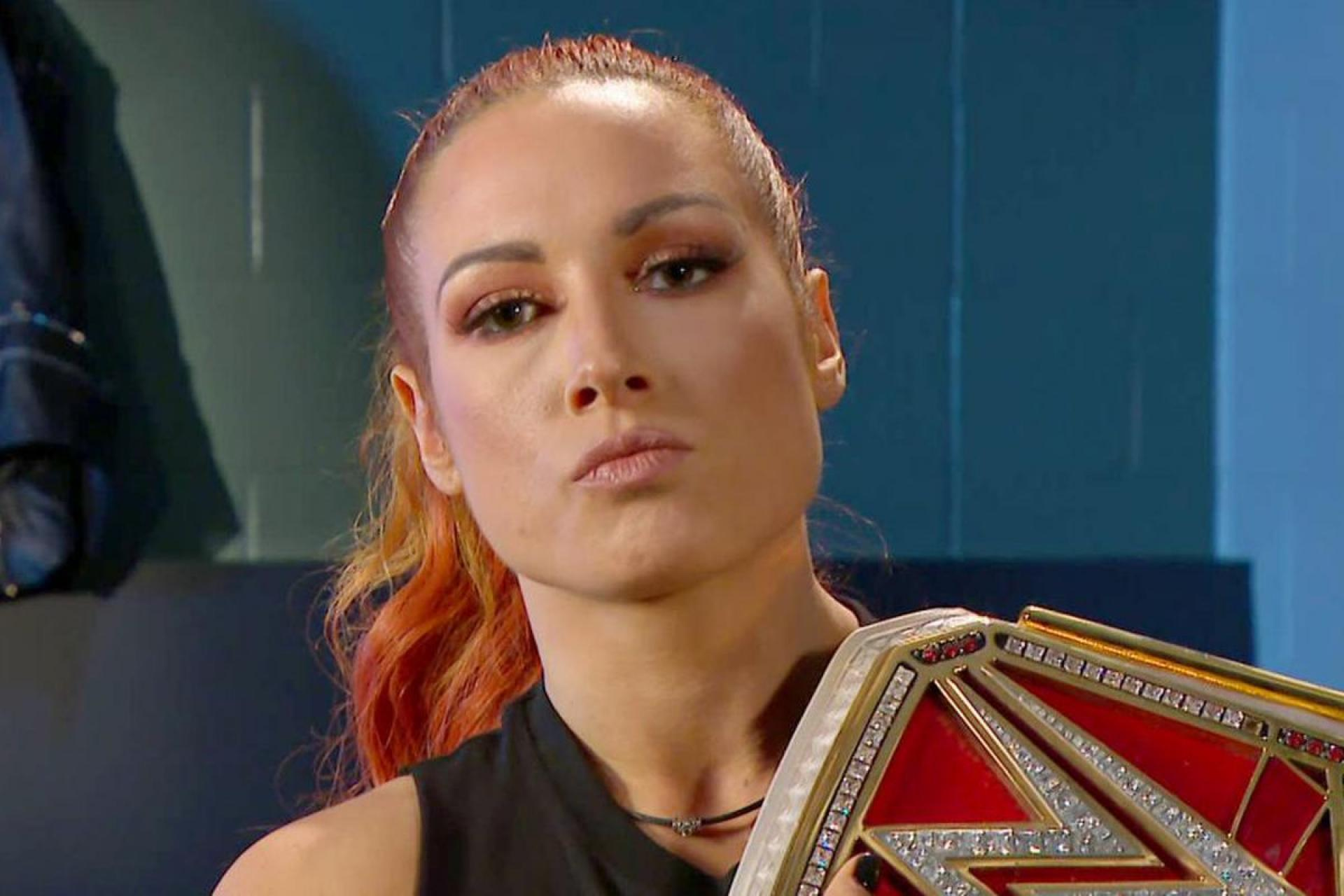 Becky Lynch Gets Fined by WWE