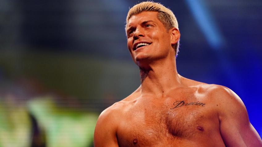 Cody Rhodes Speaks About New Title Being Introduced in AEW