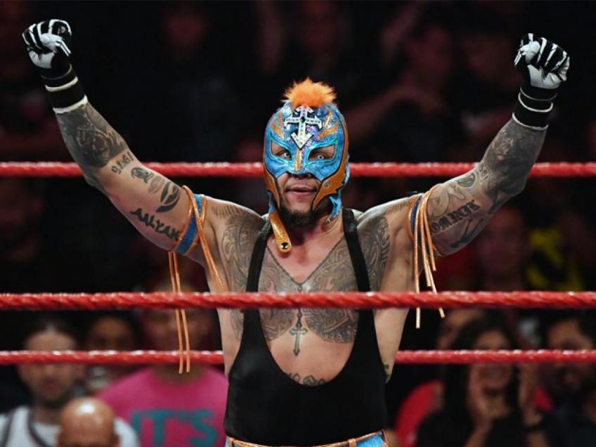 Rey Mysterio on what he'd do if his daughter Aalyah wanted to join WWE