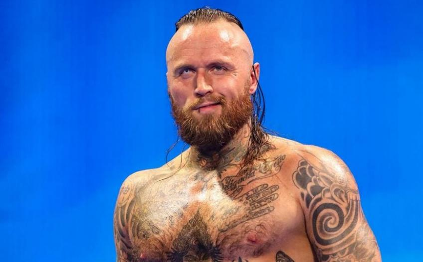 Aleister Black on why he never won the US title