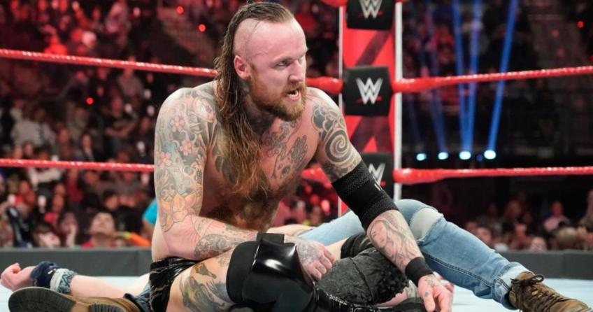 Aleister Black on Relationship With Vince McMahon
