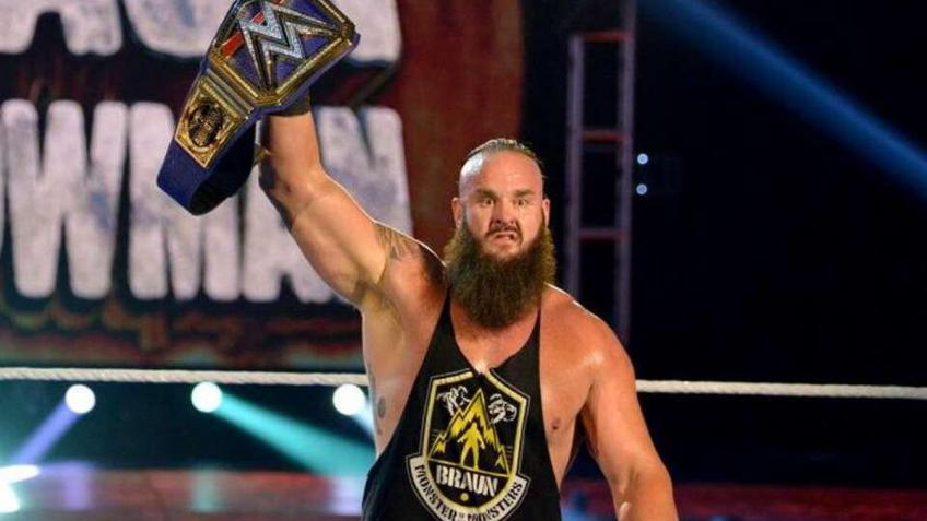 Braun Strowman and the cryptic tweet after WWE release
