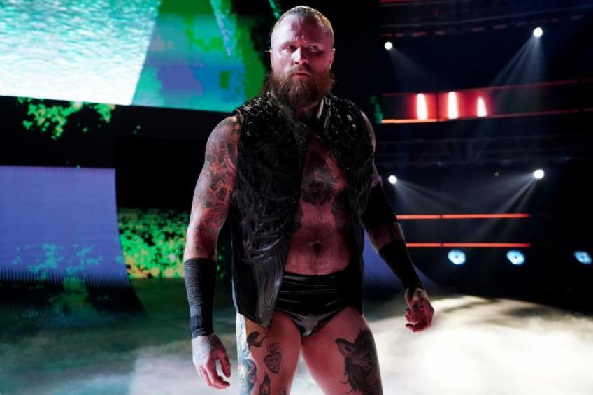 Aleister Black's first appearance outside WWE announced