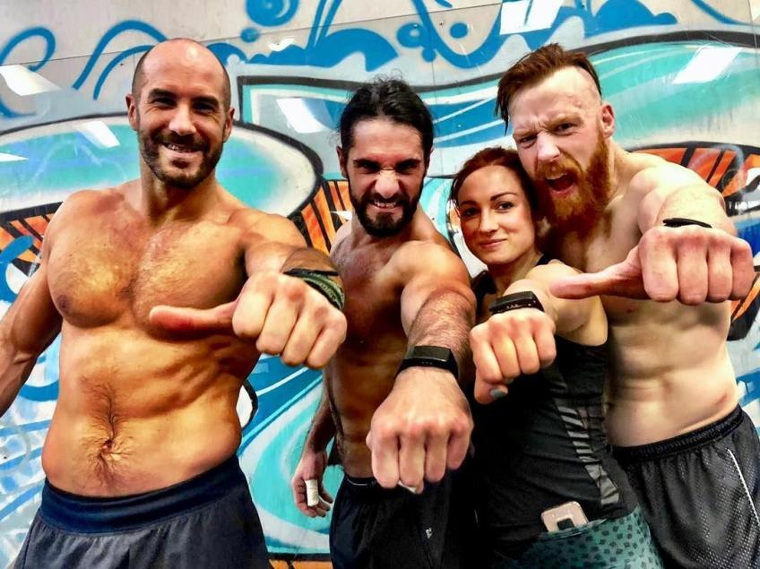 Sheamus comments on Becky Lynch's situation