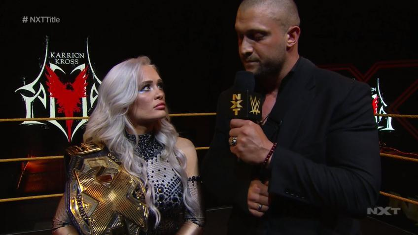 Karrion Kross made a shocking revelation about his plans for the future