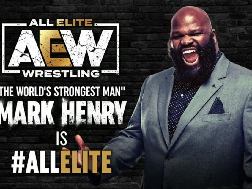 Mark Henry on his final conversation with Vince McMahon