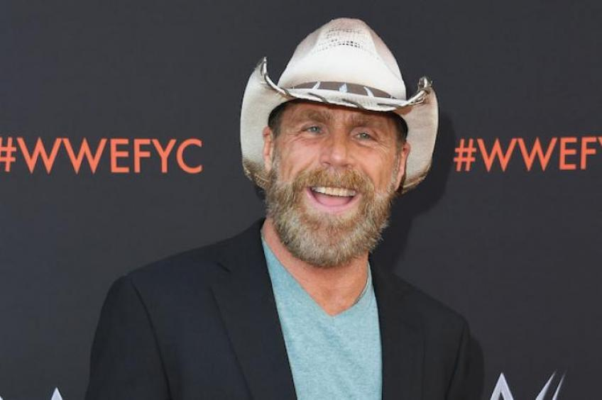 Johnny Gargano recalls his first meeting with Shawn Michaels