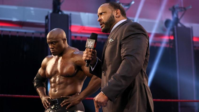 *Spoiler* Bobby Lashley writes a new page of history