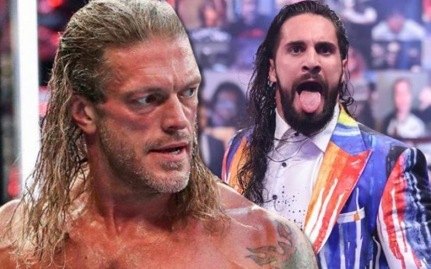 WWE has big plans for Edge and Seth Rollins