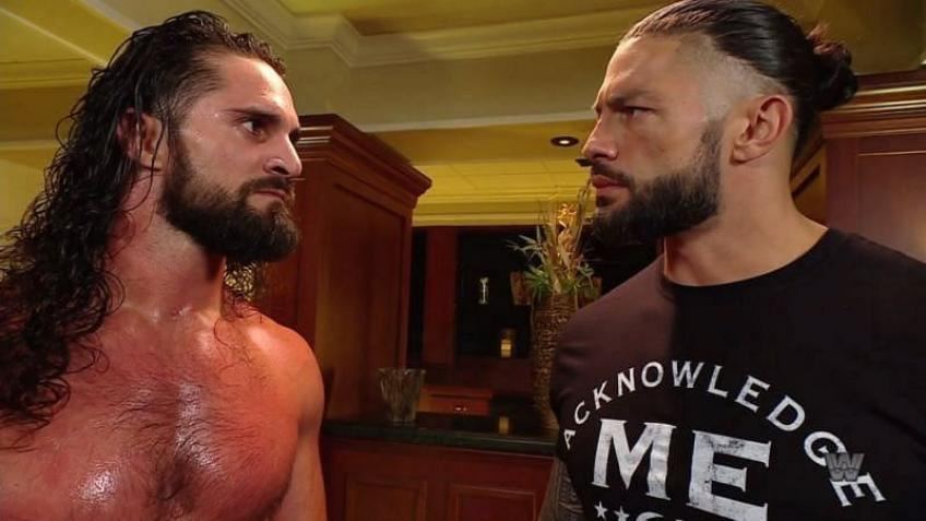 Seth Rollins is ready to challenge Roman Reigns
