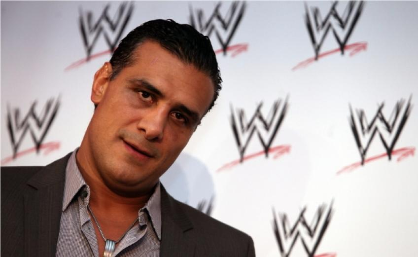Alberto Del Rio reveals that he started working as an architect