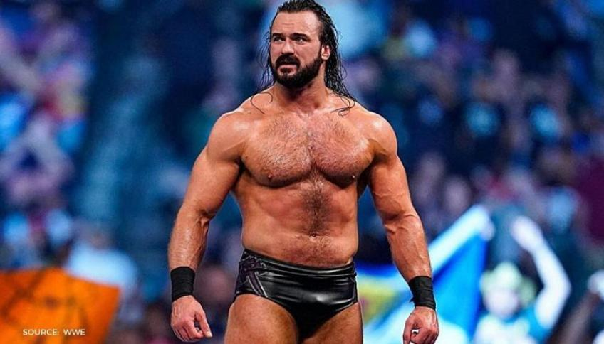 Vince Russo takes a shot at Drew McIntyre