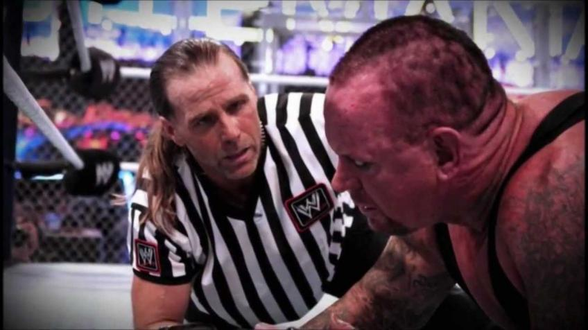 What is the impact of Shawn Michaels in WWE backstage?
