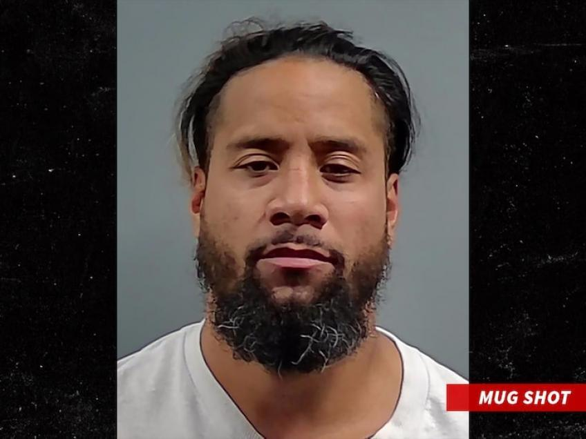 WWE officials are reportedly worried by Jimmy Uso's arrest