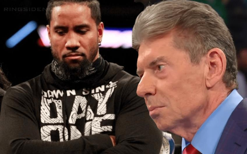 What will happen to Jimmy Uso now?