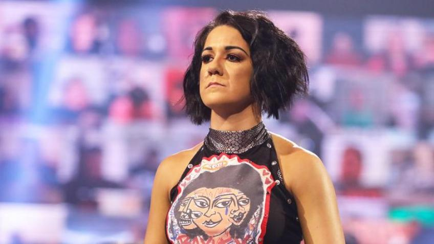 WWE announced that Bayley had sustained a serious injury