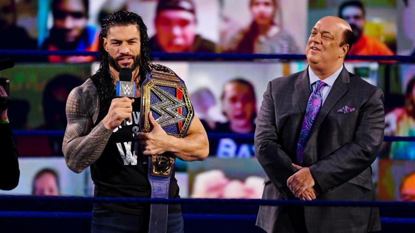 Corey Graves pays tribute to Roman Reigns