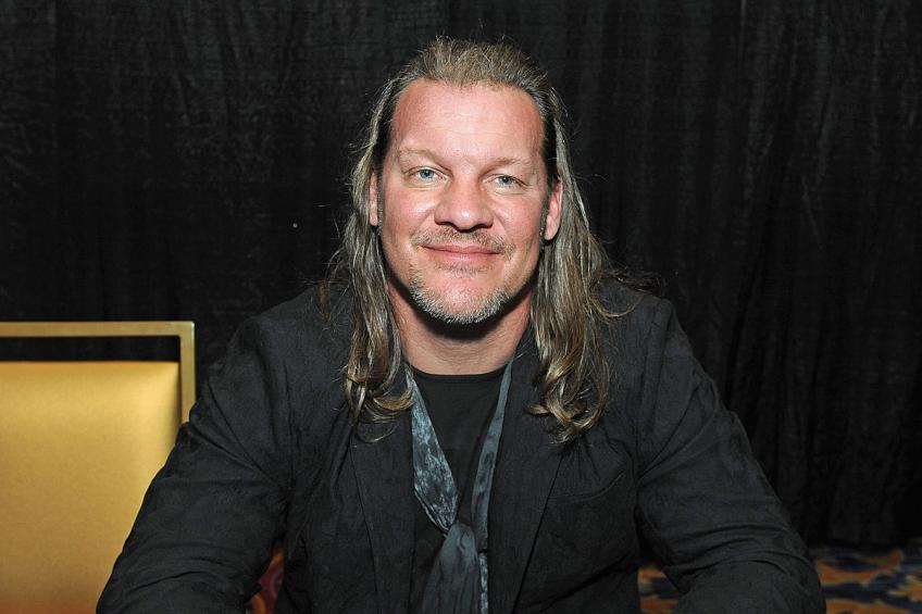 Chris Jericho on Working With Tanahashi in NJPW