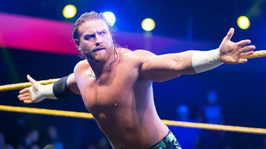 Buddy Murphy Comments on Future Following WWE Release