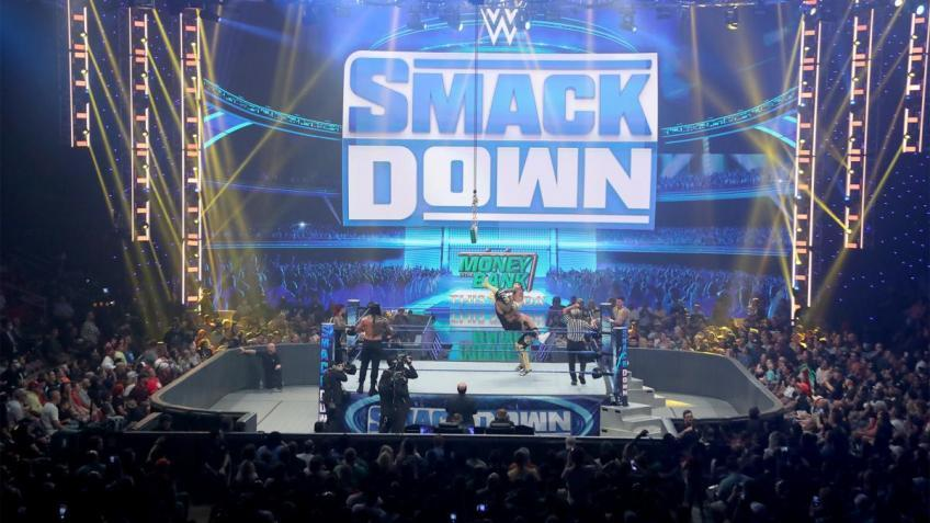 *Spoiler* WWE SmackDown: report and results