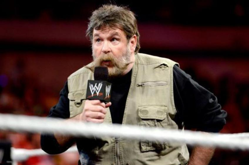 Dutch Mantell reveals why WWE is failing