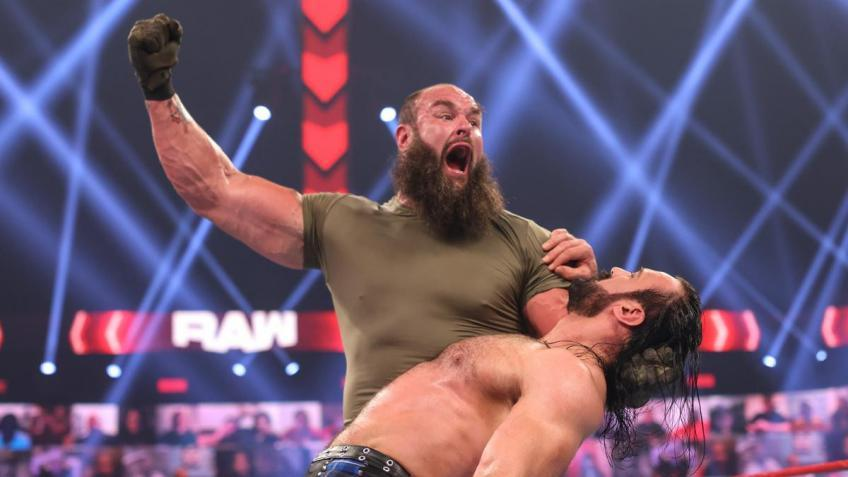 Braun Strowman could be set to be rehired