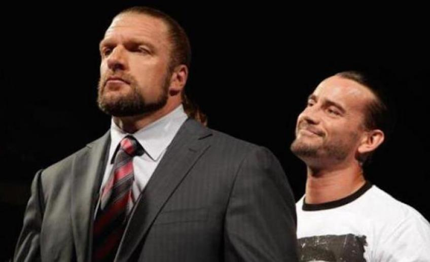 What does WWE think about CM Punk's situation?