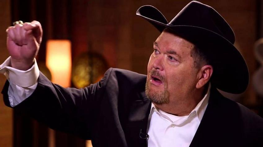 Jim Ross discusses Buff Bagwell's attitude