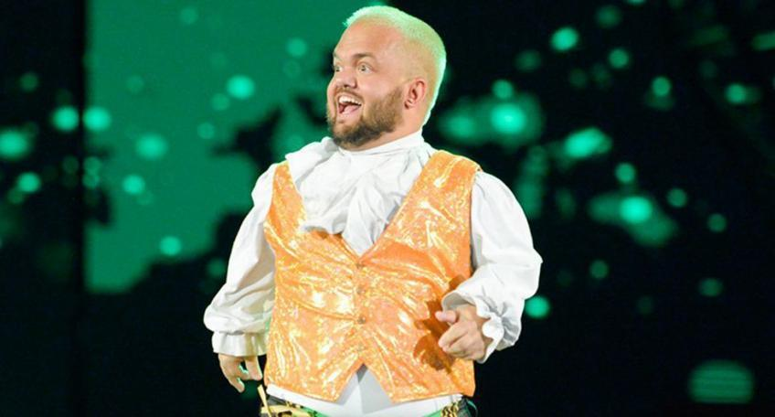 Hornswoggle reveals the low point in his WWE career