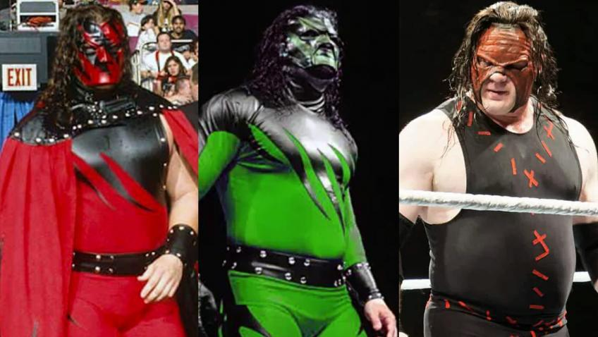 Kane was lucky he never went green
