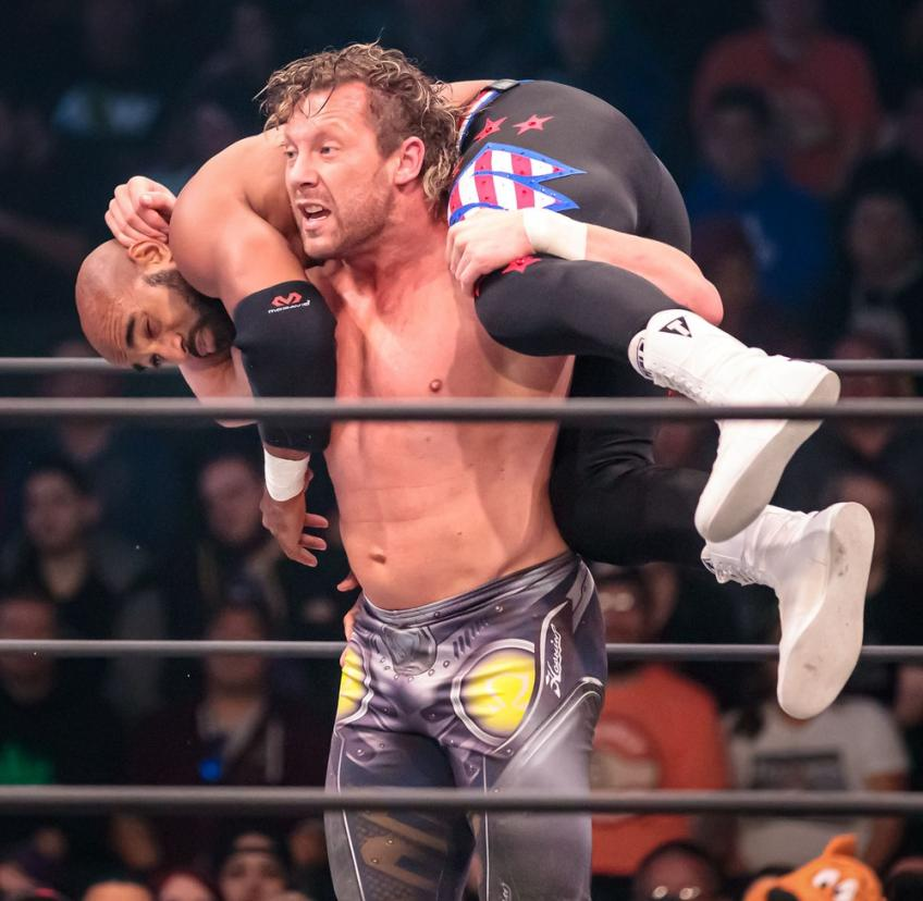 Kenny Omega on AEW Possibly Working with WWE