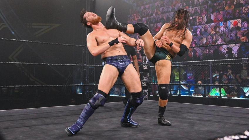 Why did Adam Cole extend his contract?