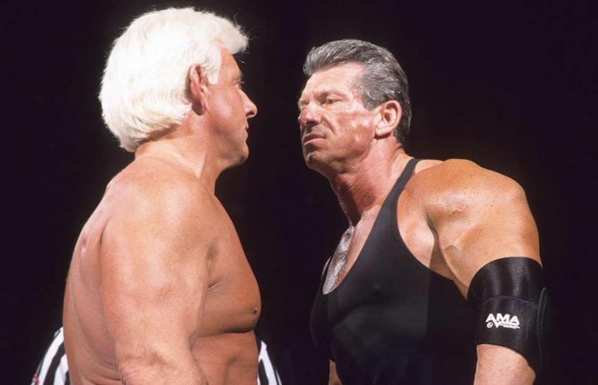 Ric Flair contacted Vince McMahon with frustration