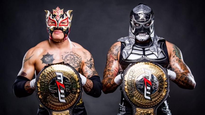 Pentagon Jr. And Fenix Done with MLW?