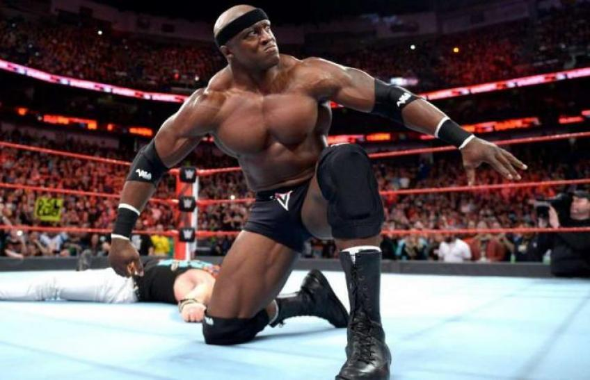 Bobby Lashley reveals the date of his possible retirement