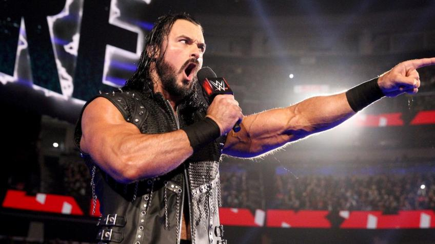 Drew McIntyre: NXT UK is a great opportunity for wrestlers