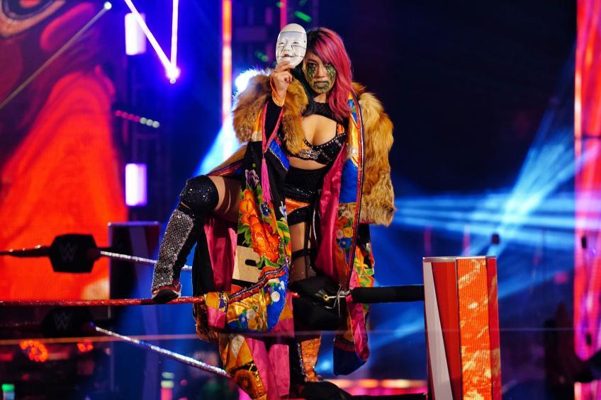 Asuka has shot down rumors about her absence