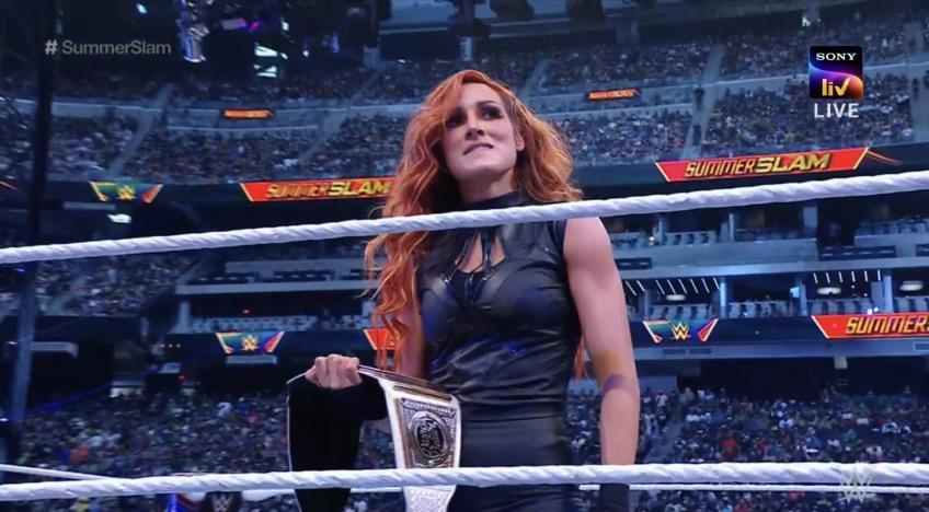 WWE changes Becky Lynch's character in a major way