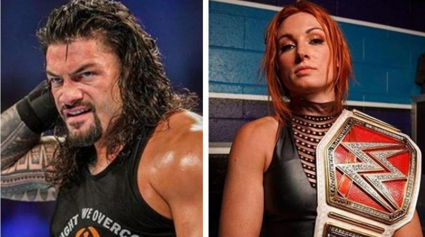 Becky Lynch is ready to retrace the footsteps of Roman Reigns