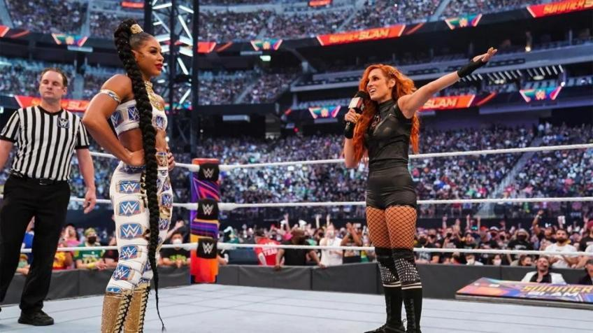 What does WWE have in mind for Bianca Belair?