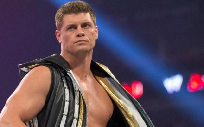 Cody Rhodes wants to get revenge for WCW
