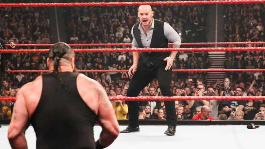 The Rival Talk about Strowman's DQ and Tag Team Rules