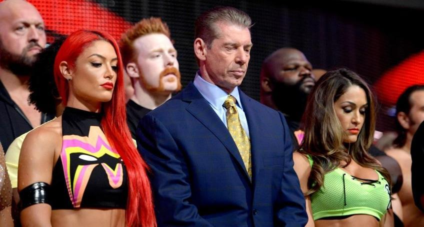 Vince McMahon personally brought Eva Marie back