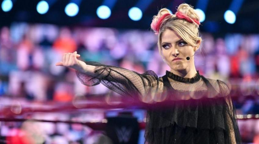 The reason for Alexa Bliss' absence revealed
