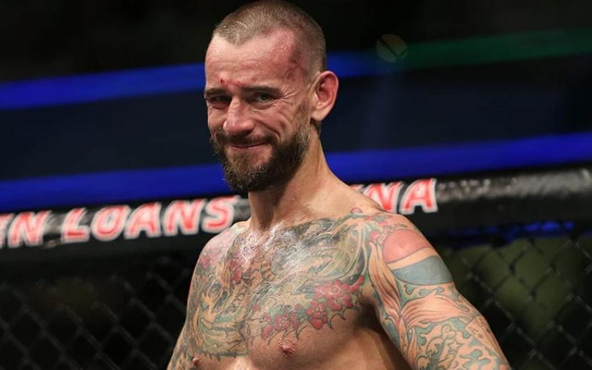 CM Punk on Being Called A Veteran in Professional Wrestling