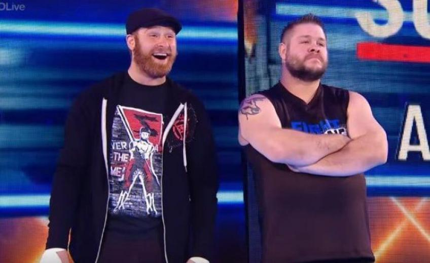 Kevin Owens reveals an important clue to his future