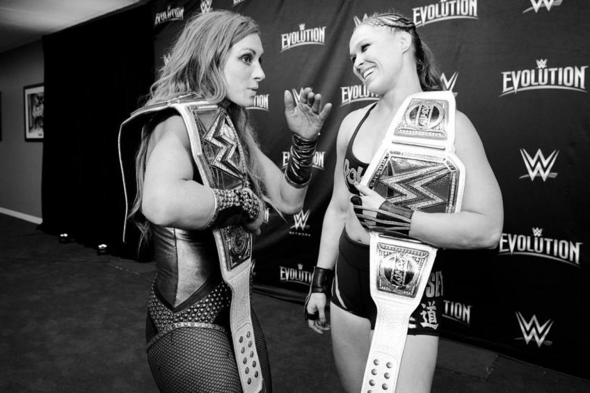 Ronda States That She Will Not Attack Lynch's Knee