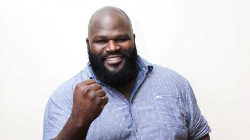 Mark Henry wants to become a locker room enforcer