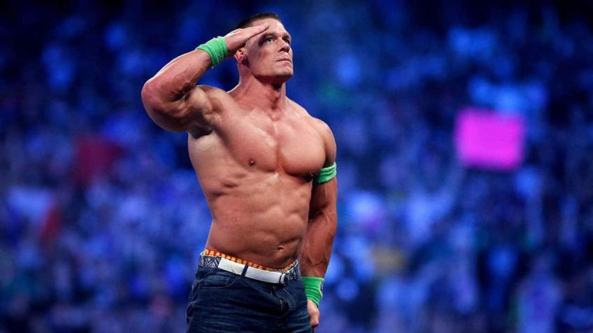 John Cena will never wrestle for another company