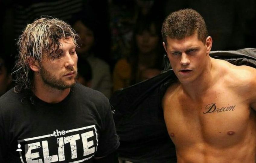 Cody Rhodes comments on Kenny Omega's AEW arrival